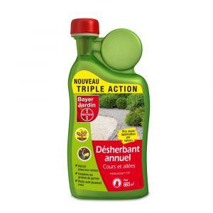 Bayer Désherbant annuel Triple Action 800 ml