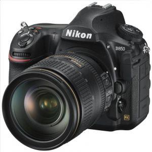 Nikon D850 (avec objectif 24-120 mm)