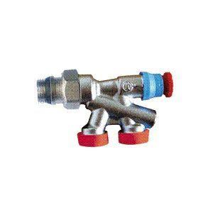 Giacomini R417X013 - Robinet monotube thermostatisable 1/2-18