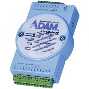 Advantech ADAM-6060-CE Module numérique et analogique I/O - Modules numériques et analogiques I/O