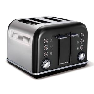 Morphy richards Accents Pop - Grille-pain 4 tranches