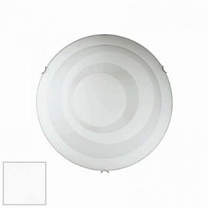 Ideal lux Applique / Plafonnier DONY-2 PL4 - Blanc