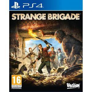Strange Brigade sur PS4