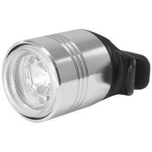 Lezyne LED Femto Drive Front silver 2013 gris Accessoires vélo Eclairage Lampe avant