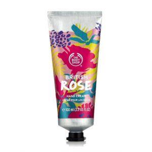 The Body Shop British Rose Hand Cream - Crème pour les mains