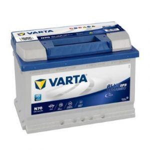 Varta Blue Dynamic EFB N70 70 Ah 760 A