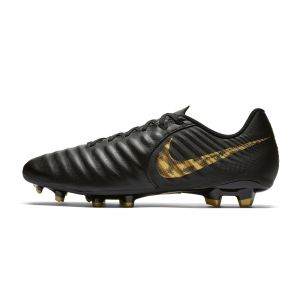 Nike Chaussures de foot Tiempo Legend VII Academy FG Noir - Taille 42,42 1/2