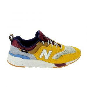 New Balance Cw997 chaussures Hommes jaune T. 36,0