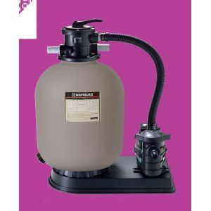 Hayward Groupe de filtration 0,75 cv - 10 m3/h