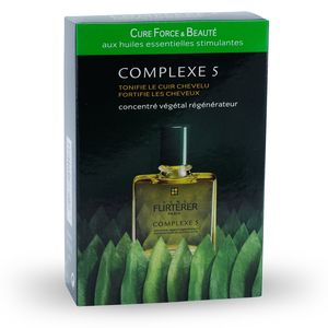 Furterer Complexe 5 - Concentré végétal stimulant