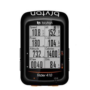 Bryton Compteur Velo GPS Rider 410 C - Cadence