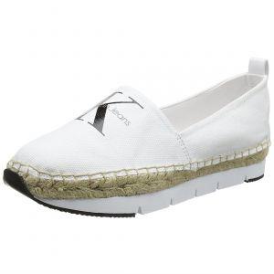 Calvin Klein Espadrilles Jeans r3768 blanc - Taille 37,38,39,40,41