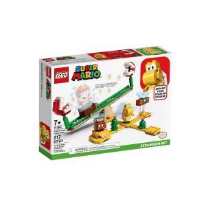 Lego Ensemble d'extension La balance de la Plante Piranha Super Mario 71365