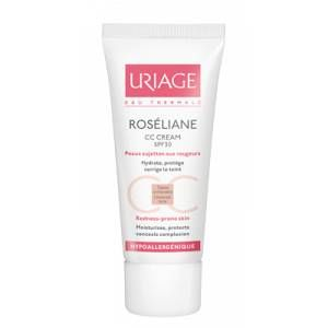 Uriage Roseliane - CC cream SPF30