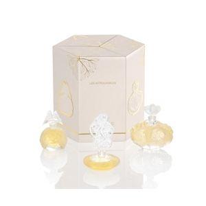 Lalique Coffret de 3 miniatures Introuvables VI