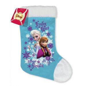 Chaussette de Noël Elsa et Anna La Reine des Neiges