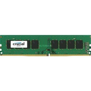 Crucial CT8G4DFS824A - Barrette mémoire DDR4 8 Go DIMM 288 broches