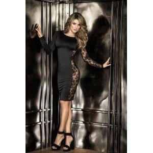 Mapalé Nuisette Dress black 4458