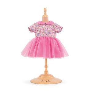 Corolle Robe rose Au pays des rêves Mon premier poupon 30 cm