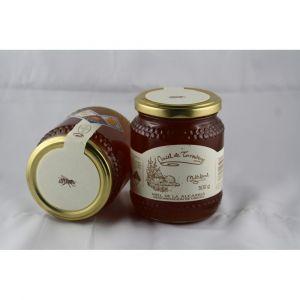 Miel de torronteras Miel aux Multifloral AOP La Alcarria 500 g