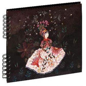 Panodia Album Artistes Izou Brin de Steppe 25x23cm 80V