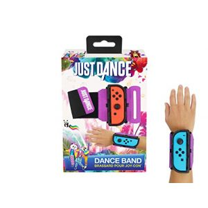 Subsonic Brassard Just Dance 2019 pour Manette Nintendo Switch JoyCon