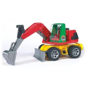 Bruder Toys Camion à pelle mécanique