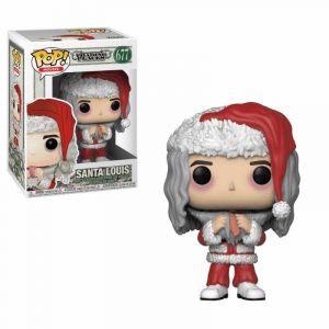 Funko Figurine Pop! Louis Père Noël avec Saumon Un Fauteuil Pour Deux
