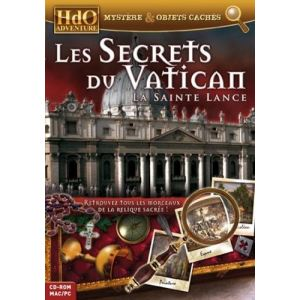 Secrets of the Vatican : The Holy Lance [PC]
