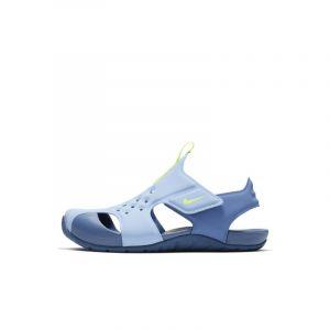Nike Sandale Sunray Protect 2 pour Jeune enfant - Bleu - Taille 31 - Unisex