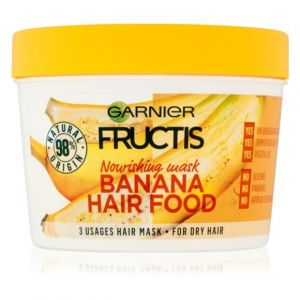 Garnier Fructis - Hair Food Banane - Soin Demelant (Cheveux Secs) - 350 ml