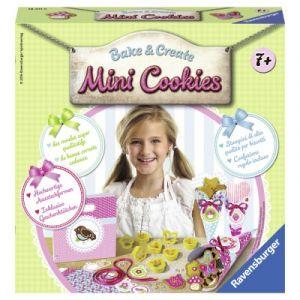 Ravensburger Bake & Create Mini Cookies - Kit de cuisine