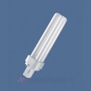 Osram Lampe éco culot G24D-2 18W ampoule éco