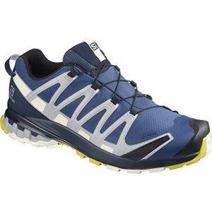 Salomon XA PRO 3D v8 Gore-Tex M Chaussures homme Bleu marine - Taille 40