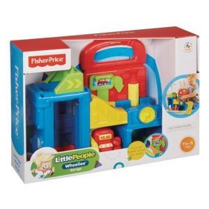 Fisher-Price Le Garage Little People