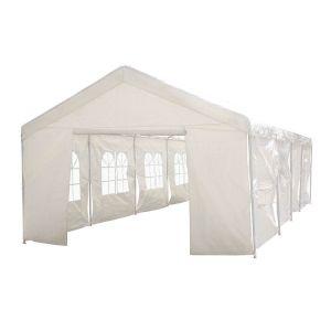 Viva Green Celia 72 m2 - Tente de réception en polyéthylène 6 x 12 x 2,9 m