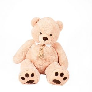 Soft Friends Peluche OURS BEIGE ASSIS 120 CM