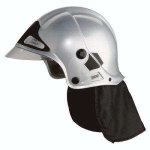 Klein Casque de pompier avec visière fixe et protège-nuque