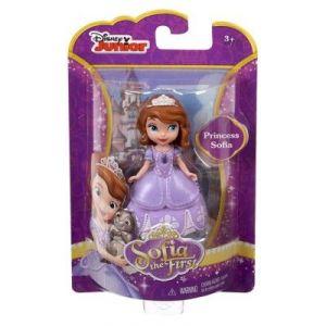 Mattel Mini Poupée Princesse Sofia robe parme