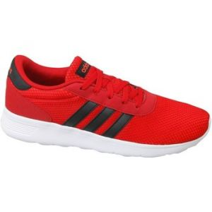 Adidas Chaussures Lite Racer rouge - Taille 40,42,44,46,40 2/3,41 1/3,42 2/3,43 1/3,44 2/3,45 1/3,46 2/3,47 1/3
