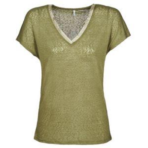 Only T-shirt ONLRILEY - Couleur S,M,L,XL,XS - Taille Kaki