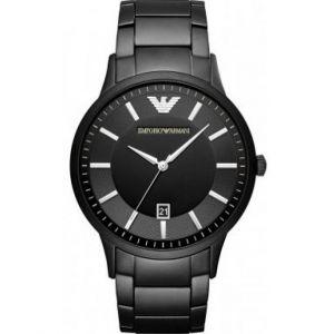 Emporio Armani AR11079 - Montre pour homme avec bracelet en acier