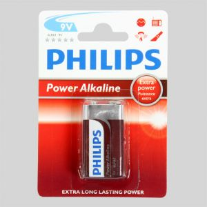 Philips Pile 6LR61 9V Powerlife