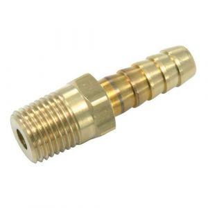 Prevost Jonctions pour tuyaux filetage 3/4 mâle et cannelé pour tuyan Ø 10 mm (2p)