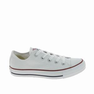 Converse Chaussures casual unisexes Chuck Taylor All Star Basses Toile Blanc - Taille 37