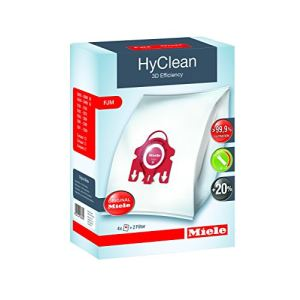 Miele 4 sacs HyClean 3D Efficiency FJM pour aspirateurs