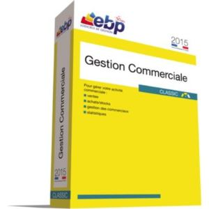 Gestion Commerciale Classic 2015 [Windows]