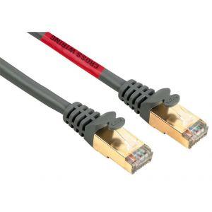 Hama 45059 - Câble réseau croisé CAT5 RJ45 STP 5m