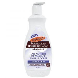 Palmer's Lait nutritif de massage pour le Corps au beurre de cacao