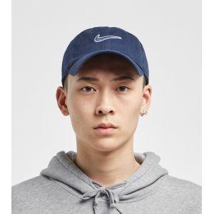 Nike Casquette réglable Heritage 86 Essential Swoosh - Bleu - Taille Einheitsgröße - Unisex